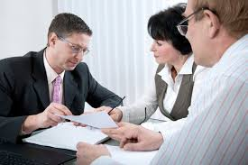 Acquire the services of professional lawyers to file in for bankruptcy