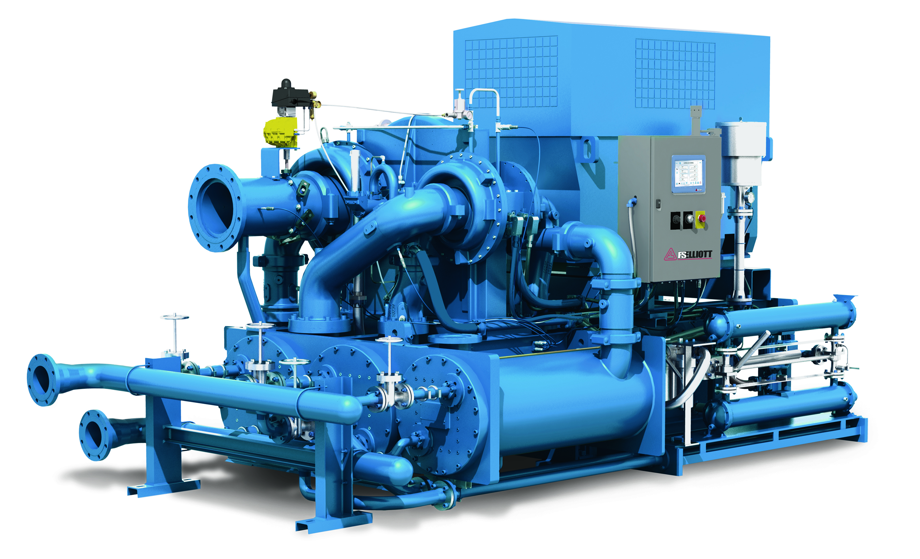 Benefits of Using Centrifugal Compressors